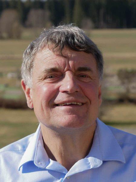 Claus Zengerle: Wiedergewählt als Ortsvorsteher in Neutrauchburg
